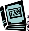 Vector Clipart picture  of a jab book