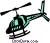 helicopter Vector Clipart picture