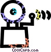 bell Vector Clip Art graphic