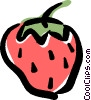 strawberry Vector Clip Art picture