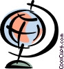 globe Vector Clipart picture