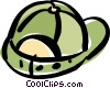 baseball hat Vector Clipart picture