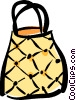 shopping bag Vector Clip Art image
