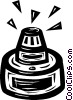 Vector Clipart image  of a ink bottle