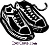 shoes Vector Clipart picture