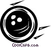 bowling ball Vector Clipart illustration