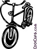 bicycle Vector Clipart image
