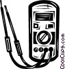 Vector Clipart image  of a diagnostic equipment