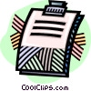 clipboard Vector Clip Art graphic