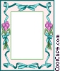background/frame Vector Clipart picture