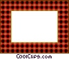Vector Clipart illustration  of a background/frame
