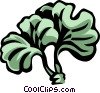 Vector Clipart illustration  of a gingko