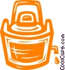water cooler Vector Clipart picture