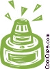 Vector Clipart illustration  of a ink bottle
