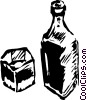 liquor Vector Clipart graphic