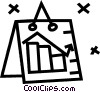 Vector Clip Art picture  of a Chart