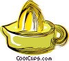 Juice maker Vector Clipart picture