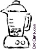 coffee machine Vector Clip Art image