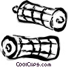 batteries Vector Clipart picture