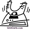 Vector Clipart image  of an antenna