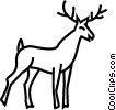 moose Vector Clip Art picture