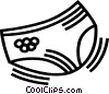 Vector Clipart graphic  of a underwear