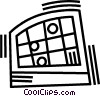abacus Vector Clipart picture