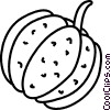 squash Vector Clipart image