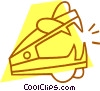 Vector Clip Art picture  of a staple remover