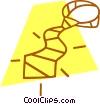 necktie Vector Clip Art graphic