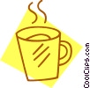 coffee cup Vector Clipart picture