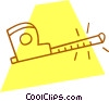 measuring tape Vector Clip Art picture