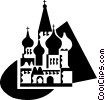 Russia Vector Clipart illustration