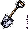 shovel Vector Clip Art picture