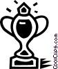 trophy Vector Clip Art picture