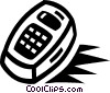 remote control Vector Clipart picture