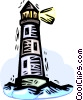 lighthouse Vector Clip Art picture