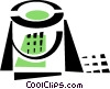 cooking pot Vector Clipart picture