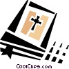 Bible Vector Clip Art graphic
