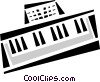 keyboard Vector Clipart picture