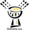 Vector Clipart illustration  of a chalice