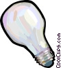 Light bulb Vector Clipart picture