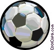 Soccer ball Vector Clip Art picture
