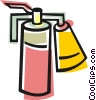 Fire extinguisher Vector Clipart image