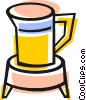 Vector Clipart picture  of a pitcher