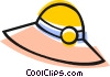 Vector Clip Art graphic  of a hat