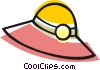 Sun hat Vector Clip Art picture