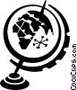 globe Vector Clip Art picture