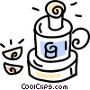 mixer/blender Vector Clipart picture