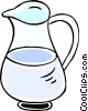 pitcher Vector Clipart picture